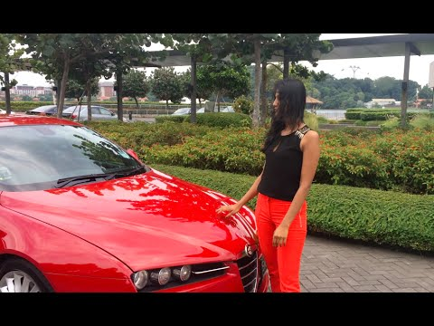 Low-mileage Alfa Romeo 159 for sale in Singapore