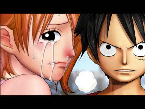 SAVING OUR WAIFU NAMI - One Piece Pirate Warriors 3 Extended