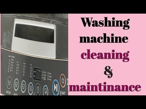 #L.G Topload washing machine #cleaning.కేవలం10 నిమిషాల్లో మీ వాషింగ్ మెషిన్ ని కొత్తదానిలా చేసుకోండి