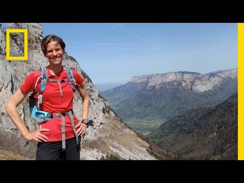 National Geographic Live! - Jennifer Pharr Davis: Triumph on