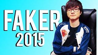 SKT T1 Faker Montage 2015 | (League of Legends) thumbnail