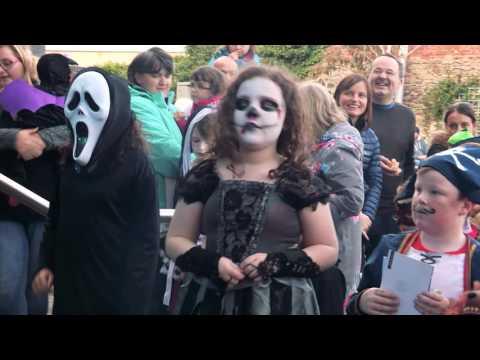 Limavady Town Centre - Halloween Weekend 29 October 2016