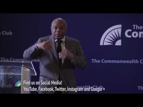 Willie Brown 2017 Political Lecture to The Commonwealth Club