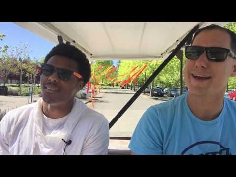 Golf Kart Karaoke - 2016-17 Wolfies