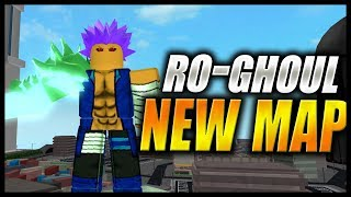NEW RO-GHOUL MAP IS 🔥 | Ro-Ghoul Update in Roblox | iBeMaine