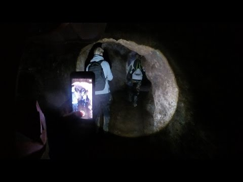 Exploring an abandoned mine shaft!!