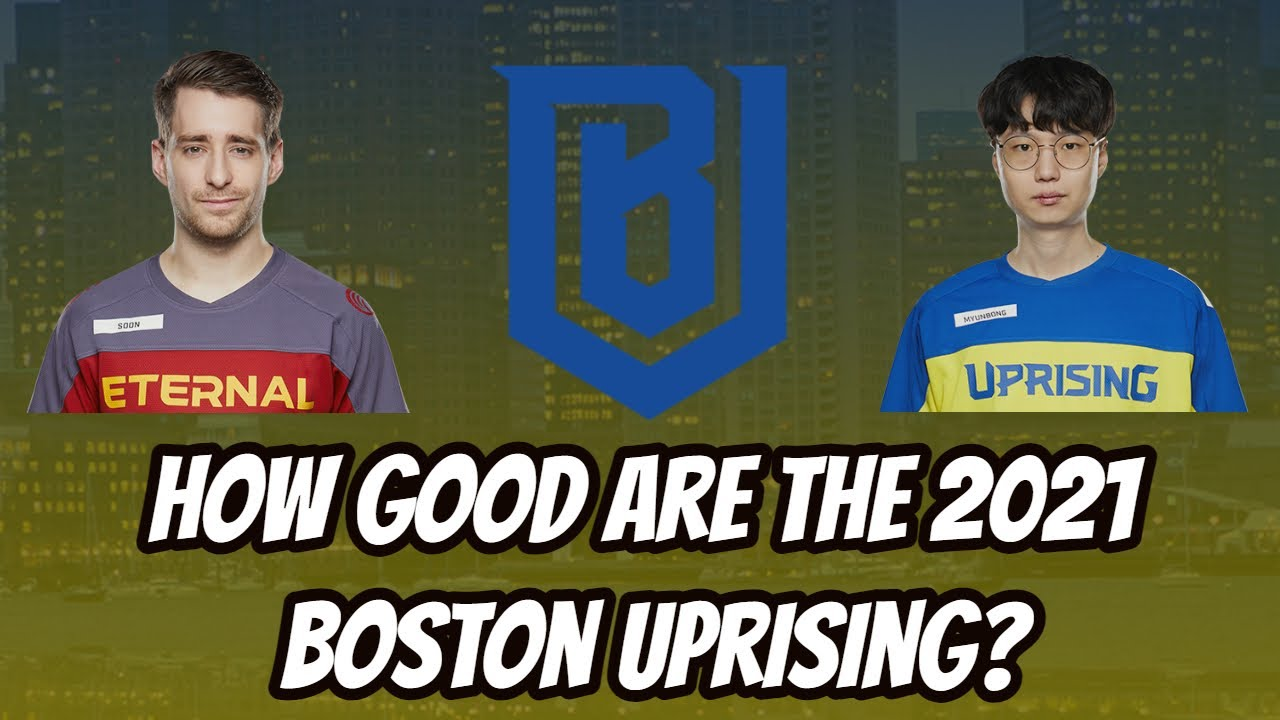 How Good are the 2021 Boston Uprising?