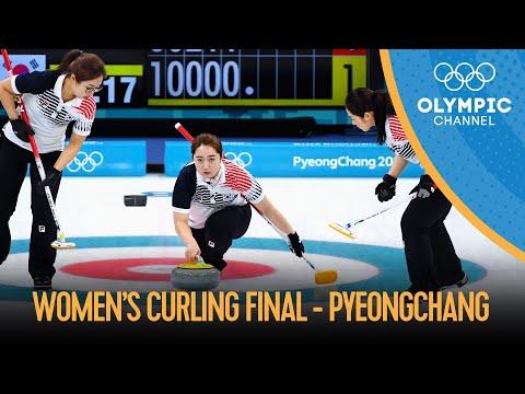 KOR v SWE (Gold Medal Game) - Women's Curling | PyeongChang 2018 Replays