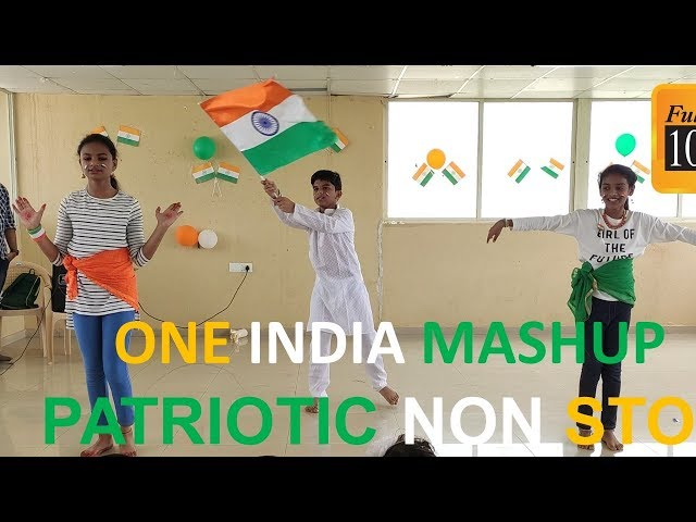 PATRIOTIC MASH UP / 15 August/ INDEPENDENCE DAY DANCE/ Learn With Pari