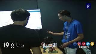 ولي العهد يزور ملتقى فكر - تك الشبابي للابتكار والتكنولوجيا