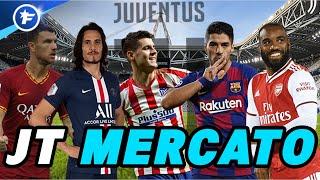 La Juventus dynamite le marché des attaquants | Journal du Mercato