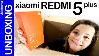 Xiaomi Redmi 5 plus -pantalla INFINITA por 199€- 📦 💣 💎