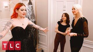 Bride Seeks a Black Wedding Dress | Say Yes to the Dress