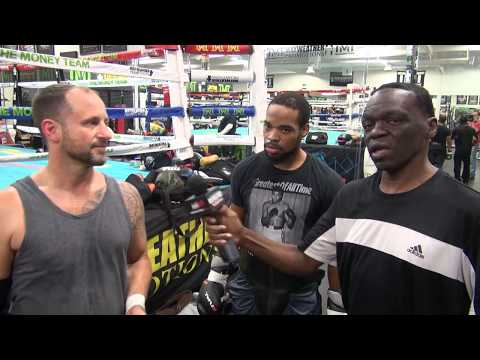 Billy Joe Saunders vs. David Lemieux predictions from the Mayweather Boxing Club