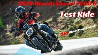 2019 Ducati Diavel 1260 S Review