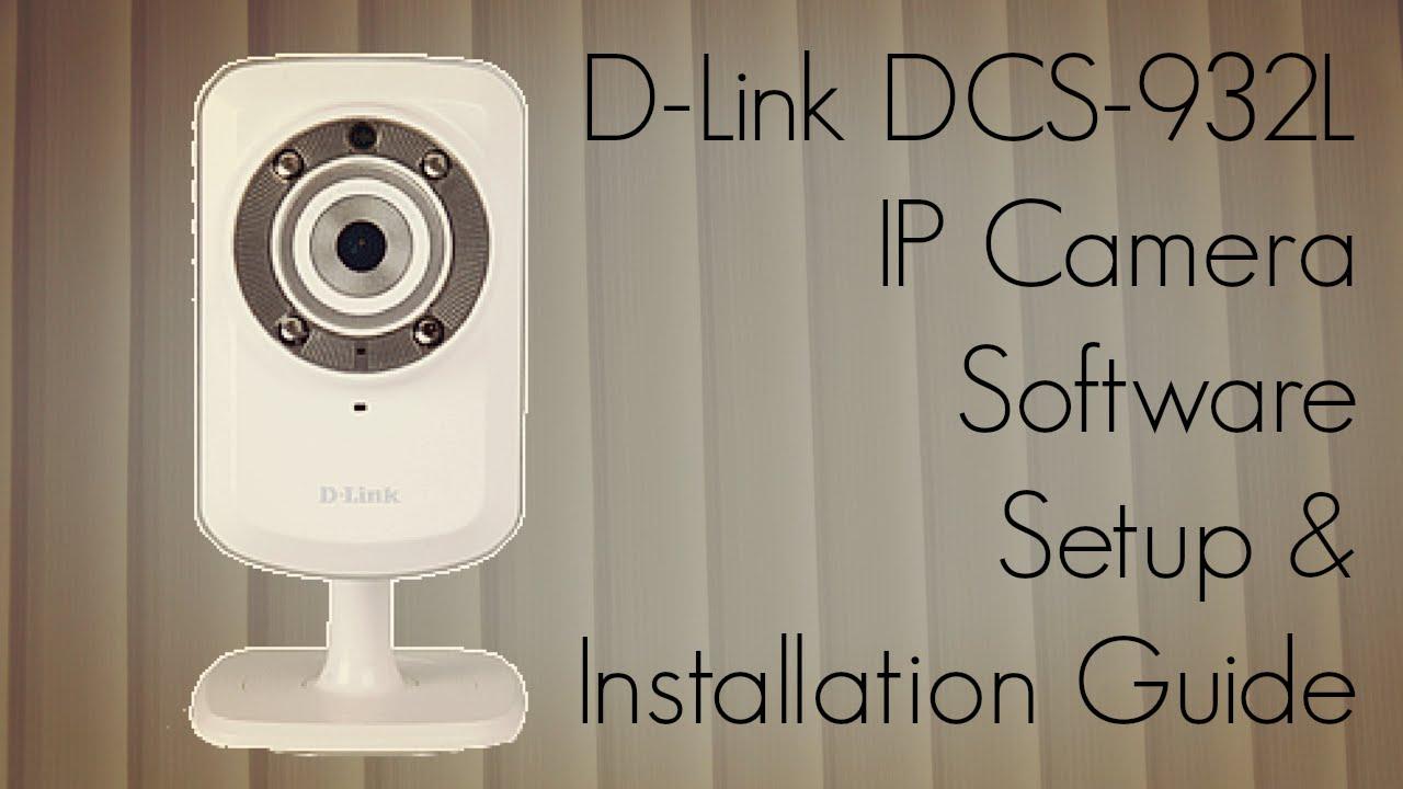 d link dcs 932l software download