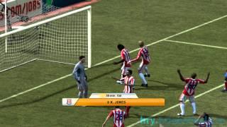Český GamePlay | FIFA12 | Trenérská Kariéra | Nadopovaný K. Jones | High Definition - 720p