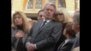 Alain Delon le 20/09/2012