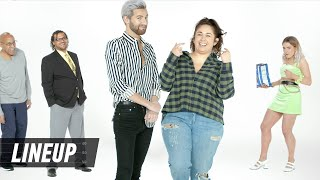 Woman Guesses Who's High From a Group of Strangers | Lineup | Cut