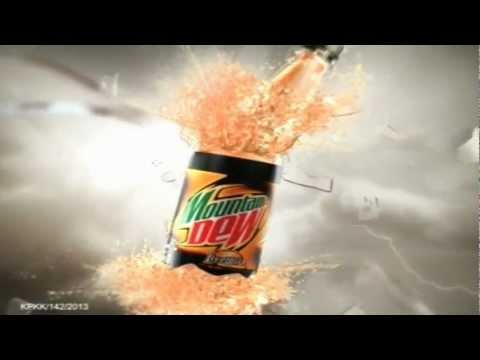 Mountain Dew Pitch Black & Live Wire Malaysia TVC 2013