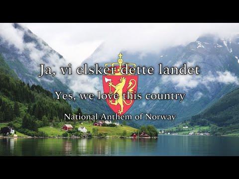 National Anthem: Norway - Ja, vi elsker *NEW VERSION*