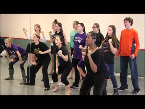 Chantilly Choral Trip - New York 2013