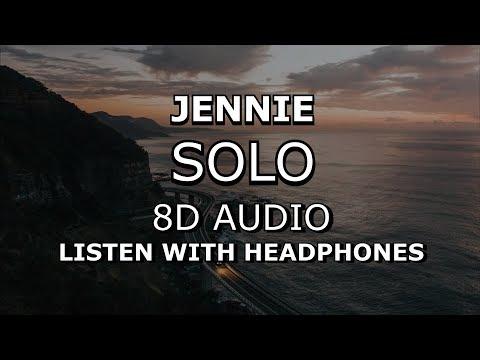 JENNIE - 'SOLO' | 8D AUDIO 🎧 [Use Headphones]