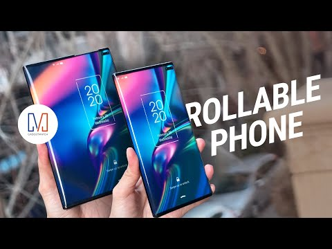 Rollable display smartphones are coming NEXT!
