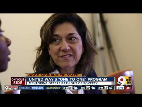 Insider Report: How United Way's 'One to One' program works