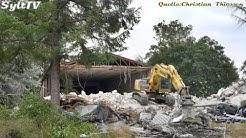 Englisches Kino in Westerland abgerissen