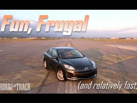 Countdown: The Best Fun, Frugal and Relatively Fast Cars