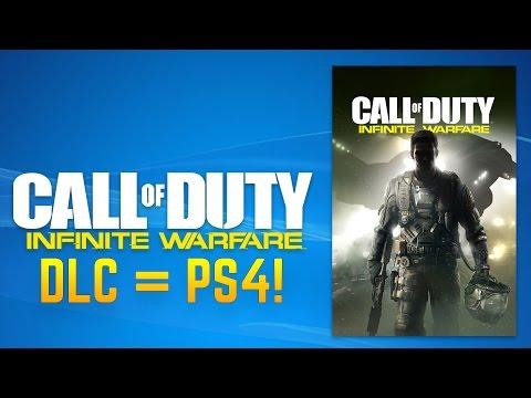 Call of Duty: Infinite Warfare - DLCs zuerst auf der Playstation 4! (German/Deutsch)