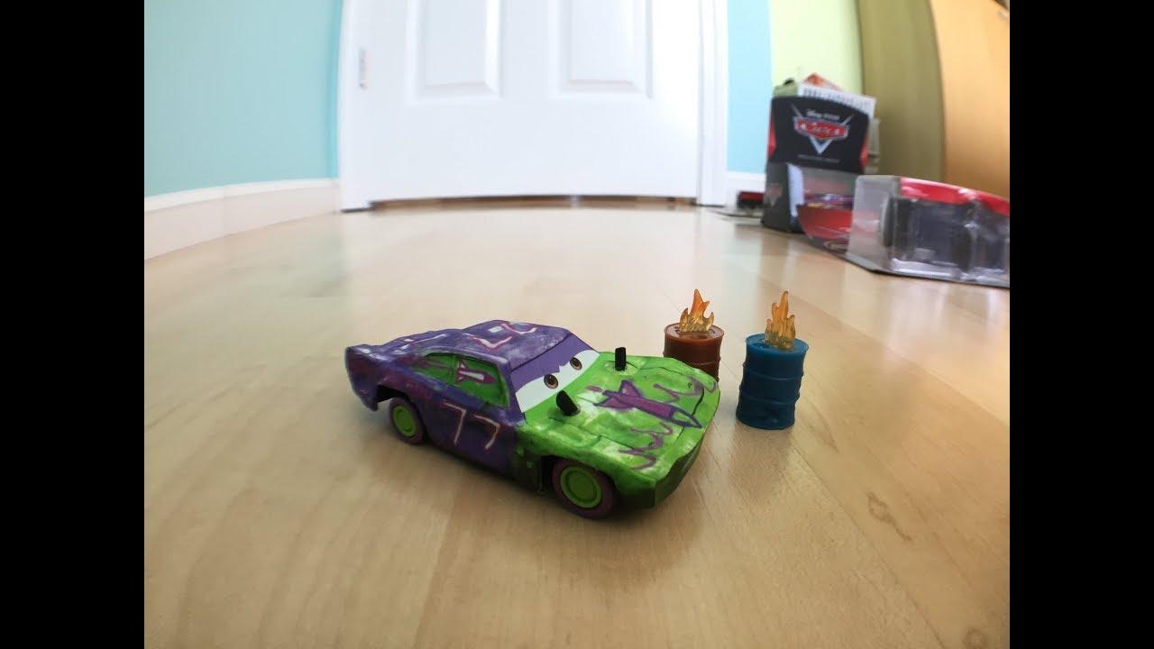 DISNEY PIXAR CARS THUNDER HOLLOW LIABILITY # 77