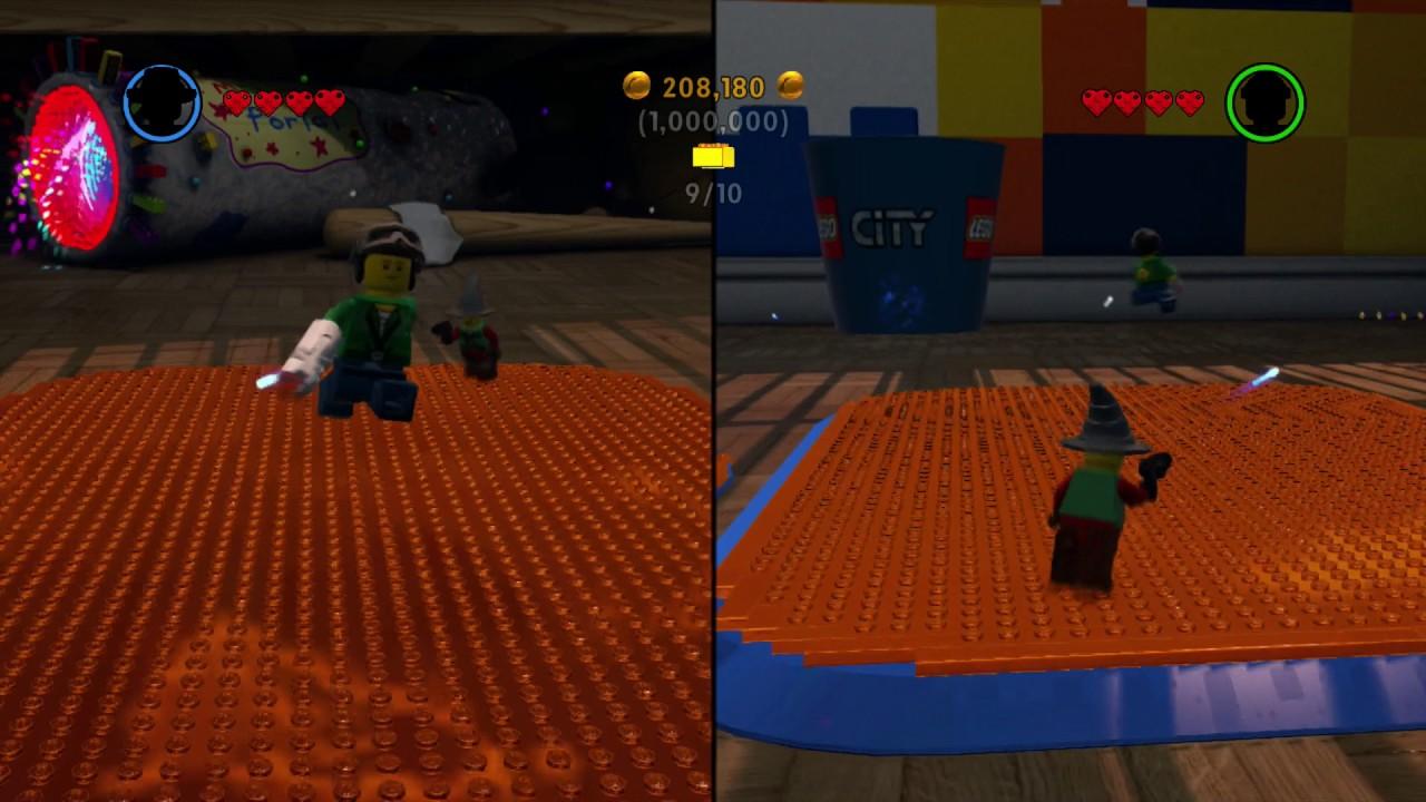 The LEGO Movie: Bedroom Battle! Ep. 1