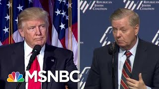 lindsey-graham-donald-trump-jr-and-the-latest-accusation-against-trump-the-last-word-msnbc
