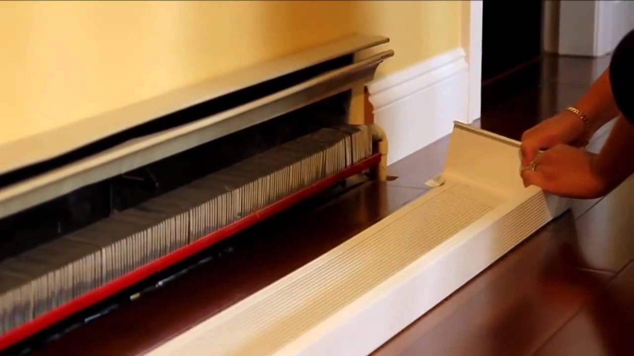 hydronic baseboard covers - Hydronic Baseboard Heaters