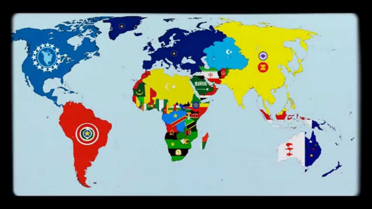 Map of world in next 200 years gumiabroncs Gallery