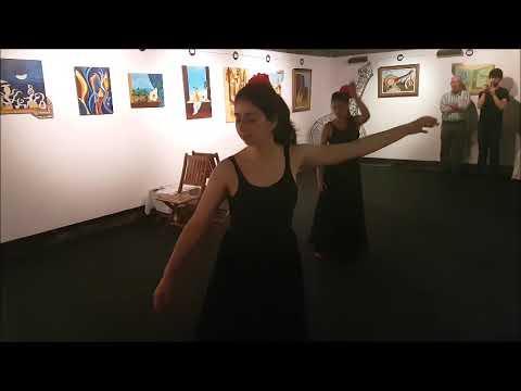 Escola de Ballet da Clínica das Cinco Vilas Bailado   Fado