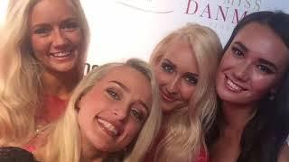 Miss Danmark 2015 i DR P4 Østjylland