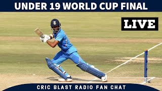 India vs Bangladesh U19 World Cup Final | Live Cricket Scores & Commentary