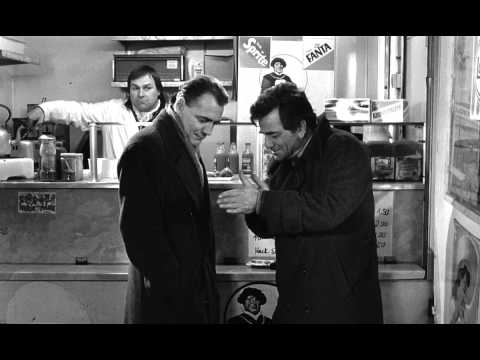 Peter Falk and Bruno Ganz in Berlin