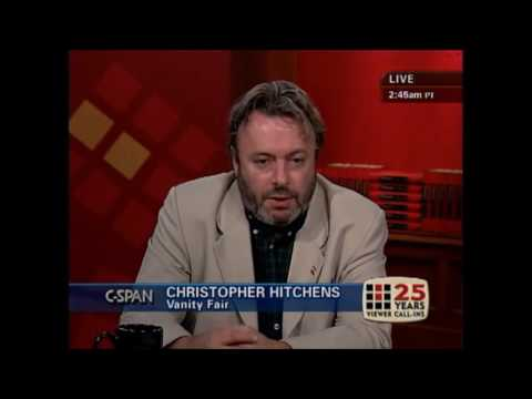 Christopher Hitchens | On the Iraq WMD claims of Bush & Blair