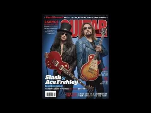 Ace Frehley & Slash. – Emerald. –    (Thin Lizzy, Cover)   – (HQ)