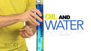 Oil and Water - Sick Science! #173
