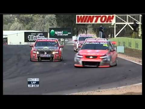 V8 2011 Event 5 - Race 11 Highlights