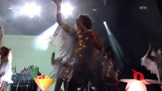 Todd Terje Inspector Norse Best Live Version