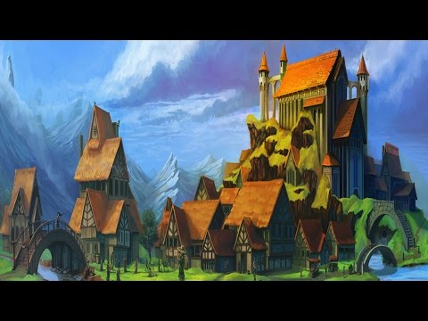 Medieval Music Instrumental - Timber Town