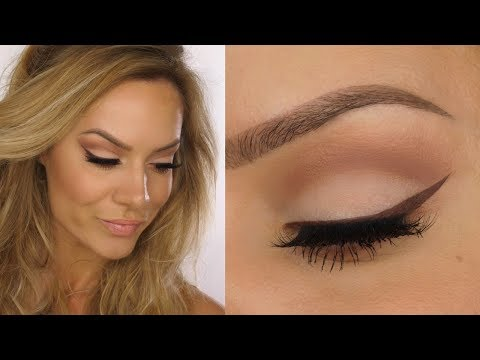 Natural Eyes Makeup Tutorial
