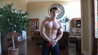 근육 소년