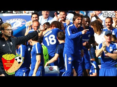 Can Chelsea Steal A Top 4 Spot? | The Weekend Wrap #12